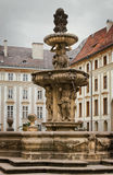 Kohl Fountain Royalty Free Stock Images
