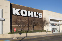 Kohl's department store exterior Stock Image