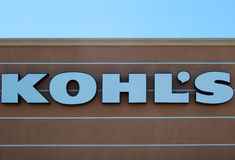 Kohl's Department Store Royalty Free Stock Images