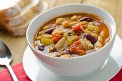 Kohl-Suppe 14 Tagdiät Stockfotos