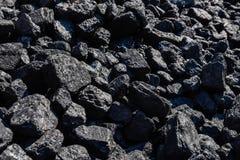 Kohle für Verkauf lizenzfreie stockfotografie