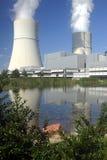 Kohleenergieanlage Stockbild