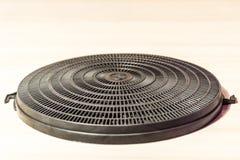 Kohlefilter für Küchenhaube lizenzfreie stockfotografie