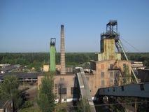 Kohlengrube in Ukraine Lizenzfreie Stockbilder
