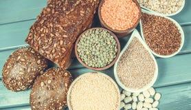 Kohlenhydrate - eine grundlegende Energiequelle für den menschlichen Körper stockbilder