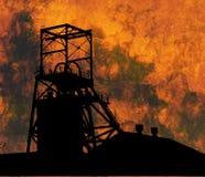 Kohlenindustrie Lizenzfreie Stockbilder