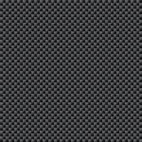 Kohlenstoff-Faser-Webart-Blatt-nahtloses Muster lizenzfreie abbildung