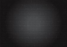 Kohlenstofffasermaterial - Vektor Lizenzfreie Stockbilder