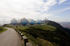 Kohlenwasserstoffspeicher Lizenzfreies Stockfoto