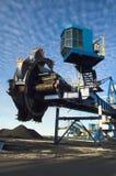 Kohleterminal 3 Stockfoto