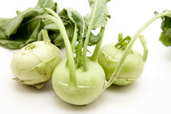 Kohlrabi Royalty Free Stock Photography