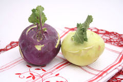Kohlrabi Royalty Free Stock Image