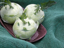 Kohlrabi Royalty Free Stock Photos