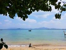 Kohmook trang thailand. Unseen sea Stock Photography