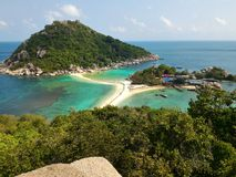 Kohnangyuan de la Thaïlande Image stock