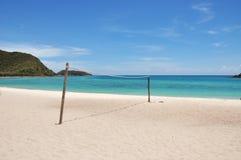 Kohsamaesarn. Pristine beaches and crystal clear waters Stock Photo