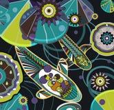Koi fishes Royalty Free Stock Photo