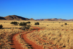 Koiimasis Range, Namibia. The range is situated in the tiras mountains at the scenic route D707. Its landscape is of typical Namibian beauty Stock Photography