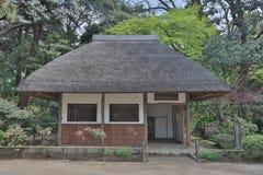 Koishikawa Korakuen ogródu krajobraz Zdjęcie Stock