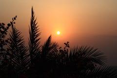 Kojący, grże wschód słońca Zdjęcie Royalty Free
