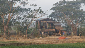 Koja Myanmar Royaltyfri Bild