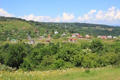 Kojori town (Georgia) Stock Photo