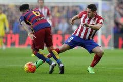 Koké d Atletico Madrid Stock Photos