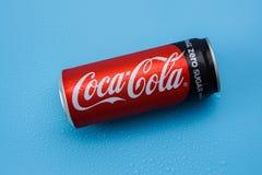 Koka-kola Zdjęcia Royalty Free