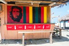 Koka-kola i Che obraz stock