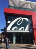 koka-kola sklep, Disney wiosny, Orlando, FL Zdjęcia Royalty Free