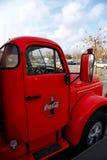 Koka-koli ciężarówka Fotografia Stock