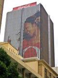 koka-koli reklama - Johannesburg, Południowa Afryka Zdjęcie Royalty Free