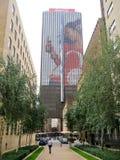 koka-koli reklama - Johannesburg, Południowa Afryka Zdjęcia Royalty Free