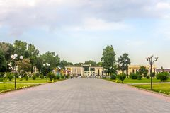 Kokand Khudoyar Khan Palace 06 stock afbeelding