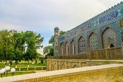 Kokand Khudoyar Khan Palace 03 stock foto