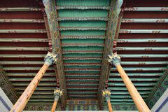 Kokand, Uzbekistan, Silk Route. KOKAND, FERGANA VALLEY, UZBEKISTAN - 04 APRIL 2019: Nice decorated interior the Khudayar Khan Palace, the most popular landmarks royalty free stock photography
