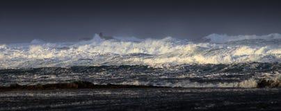 Kokande hav Royaltyfri Fotografi