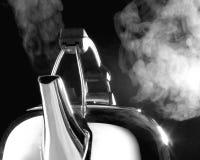 kokande vatten Arkivbilder