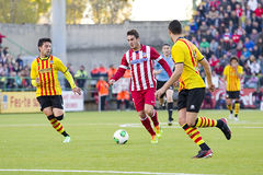 Koke in action Royalty Free Stock Images