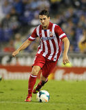 Koke Resurreccion of Atletico de Madrid Stock Images