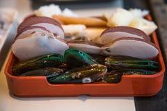 Kokend Traditioneel Thais voedsel Stock Afbeelding
