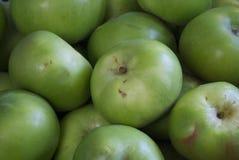 Kokende appelen Stock Afbeelding