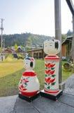 Kokeshi doll Stock Photos