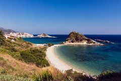 Kokkari Samos Royalty Free Stock Photography