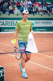 Kokkinakis-Tennisspieler stockfotos