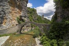 Kokkoris bridge Royalty Free Stock Image