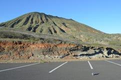 Koko dirige la isla superior Hawaii los E.E.U.U. de Oahu de la colina imágenes de archivo libres de regalías