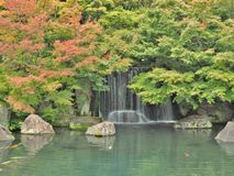 Koko-en Garden in Himeji, Hyogo Prefecture, Japan. Stock Photo