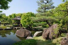 Koko-En Gardens, Himeji Stock Photos