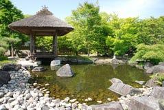 Koko-En Gardens in Himeji Royalty Free Stock Photography